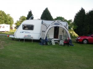 Perfect  Challenger 570 2010 4 Berth 2010 Used Touring Caravans For Sale