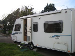 Fantastic Used Touring Caravan For Sale 2008 Swift Challenger 530 Asking Price