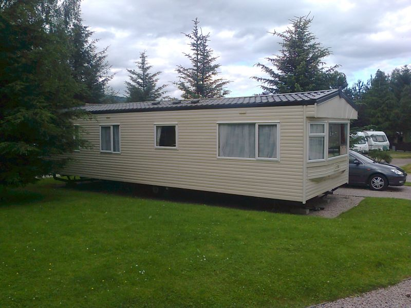 Elegant Used Static Caravan For Sale 2008 Willerby Winchester Asking Price