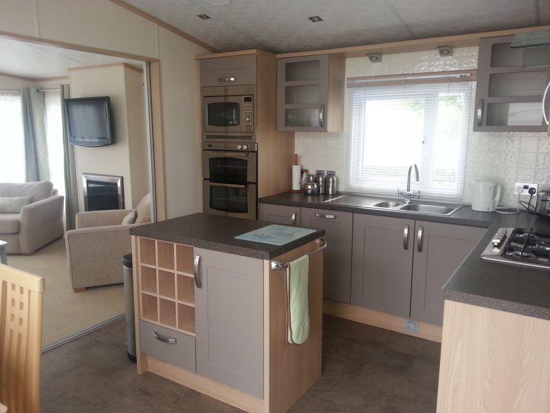 Buy Static Caravan >> Pemberton Knightsbridge Static Caravan in Norfolk (#101830 )