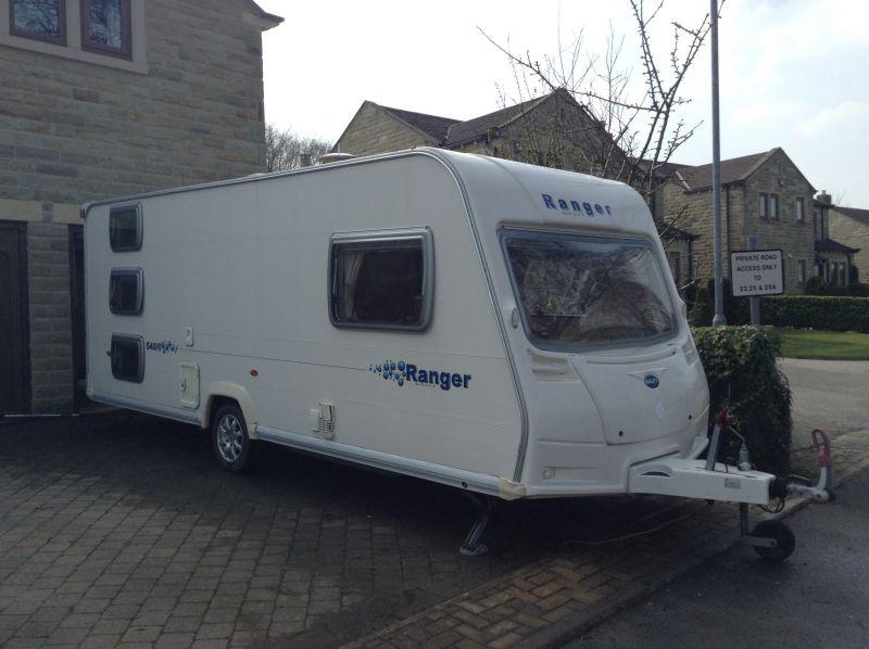 Original Crown Teesdale 2000 Caravans For Sale Leeds Caravans Centre West