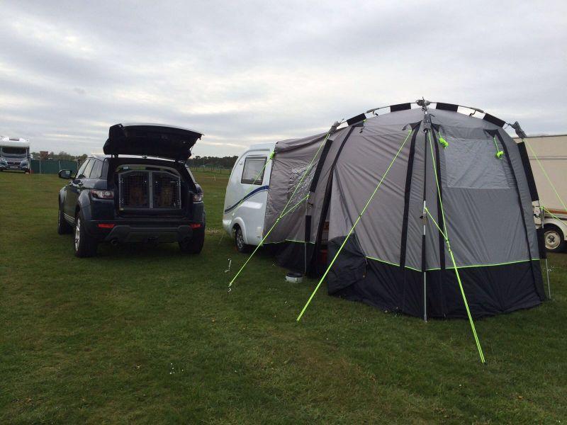 Unique Used Touring Caravan For Sale