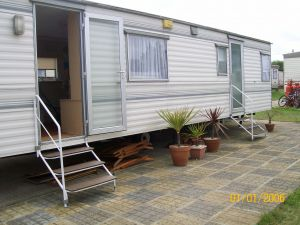 Unique  Nature Reserve Nr Whitstable In Kent  Used Staticcaravans For Sale