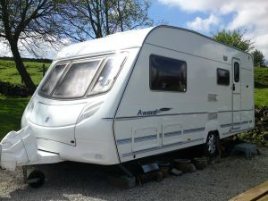 ACE award transtar Touring Caravan in Derbyshire (#95957 )