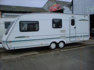 Cool 2004 46 Meter Caravan Vip 5204 London  Campervans Amp Caravans