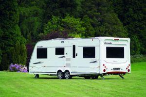 Perfect Warwick Knight Caravan  Retro Glamping In Gloucestershire