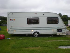 Swift Signature 17/4 with awning